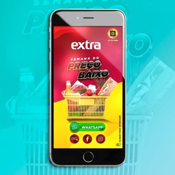 Pack Cartões Digitais | Cesarweb - Criação de Sites - Marketing Digital - Soluções Web - Google Ads - Redes Sociais